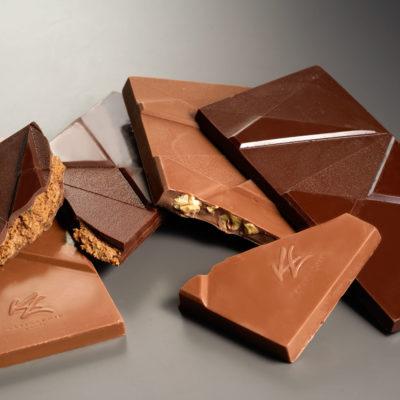 Nos tablettes chocolat